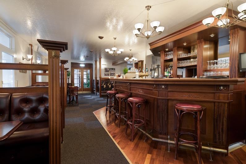 Pubquiz i Hotel Gilleleje Strands hyggelige pub