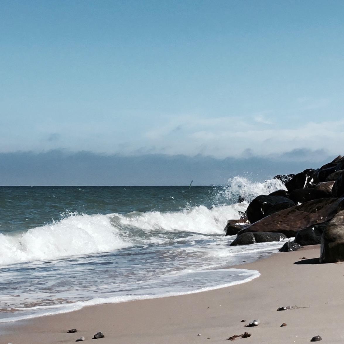 """Byens bedste strand ligger i """"baghaven"""" til hotellet"""