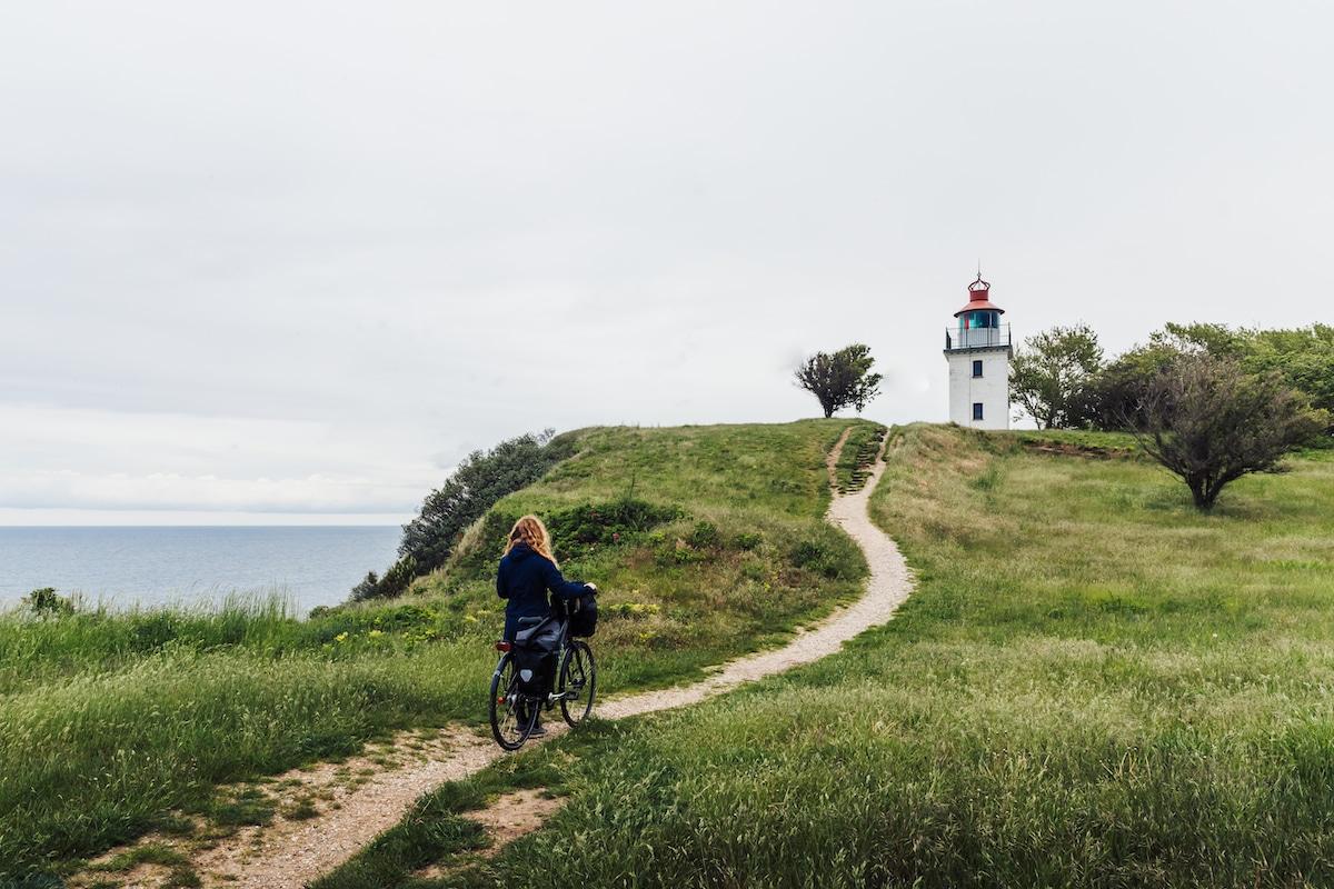 Cykeltur i Nordsjælland