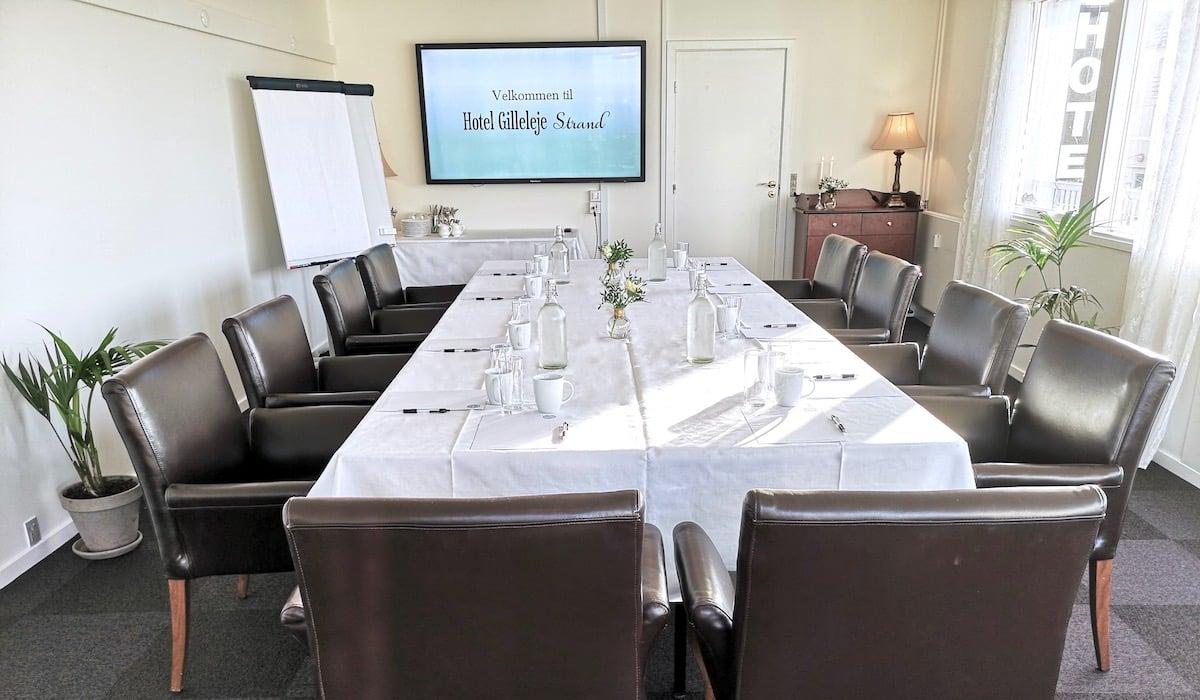 Mødelokale i Nordsjælland