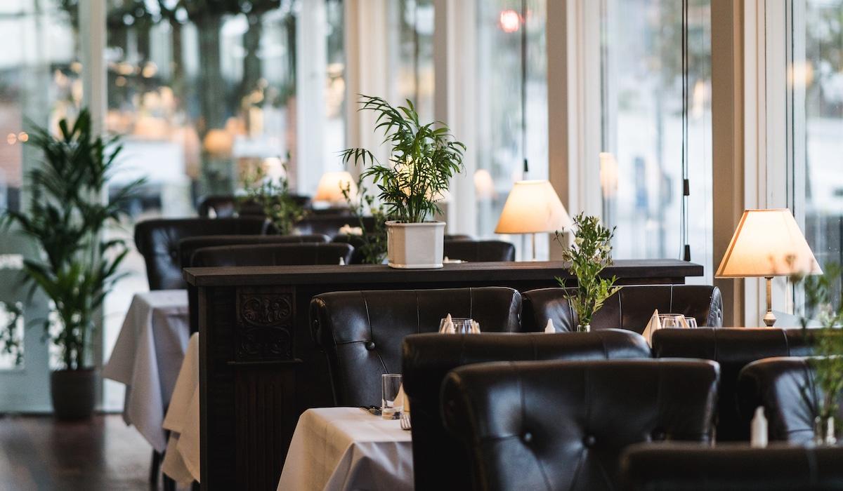 Restaurant på Hotel Gilleleje Strand